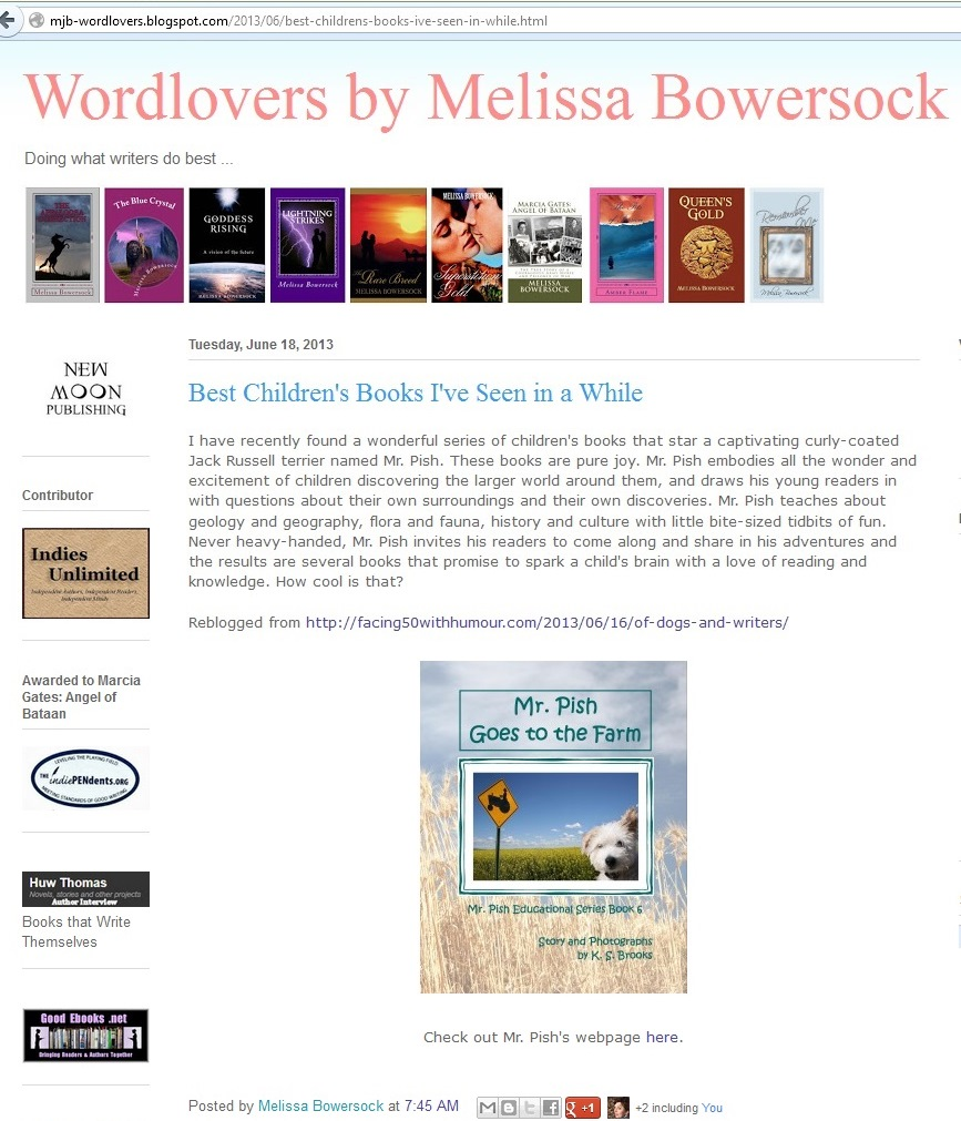 Wordlovers by Melissa Bowersock