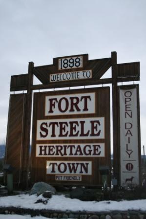 Fort Steele 1