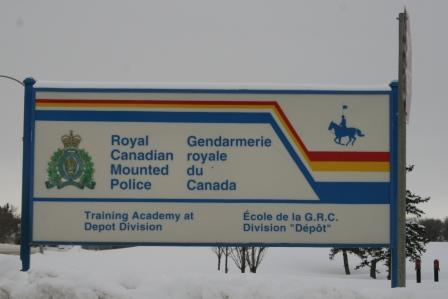 Welcome to the RCMP!