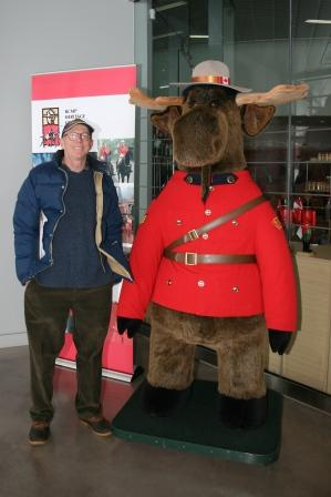 RCMP Moose Officer