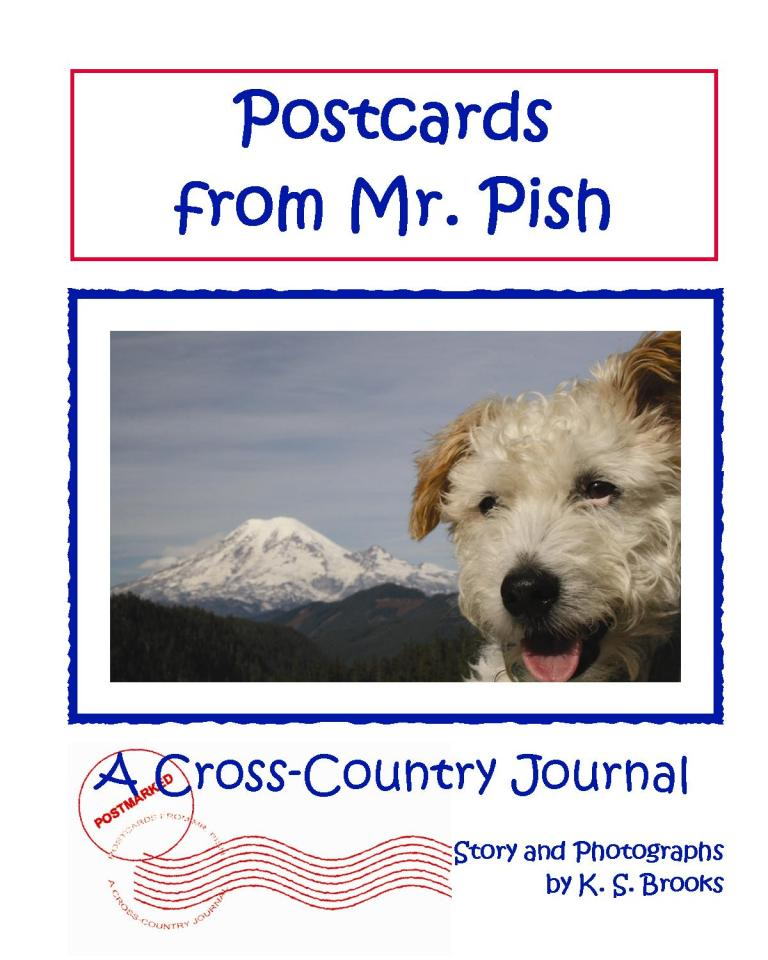 Postcards from Mr. Pish