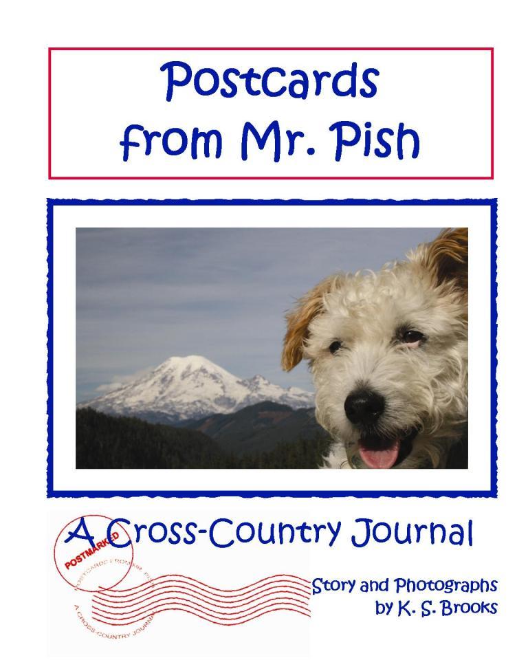 Postcards from Mr. Pish