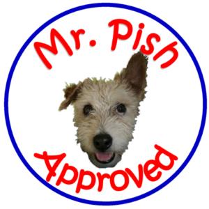 Mr Pish Approved