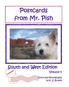 Postcards South and West