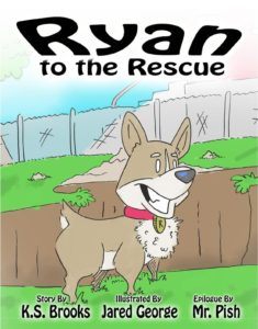 ryan to the rescue book cover FRONT