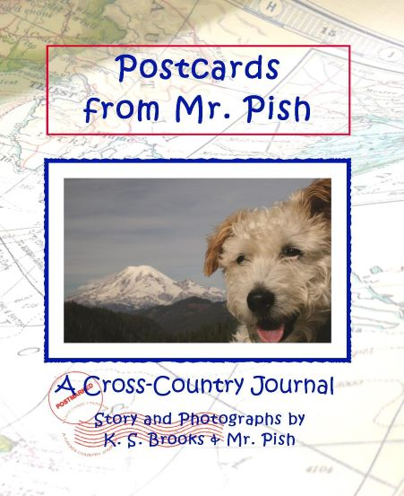 Postcards from Mr. Pish Volume 1
